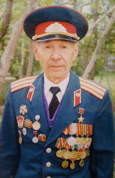 Жавдат Гумурдакович Сунагатуллин