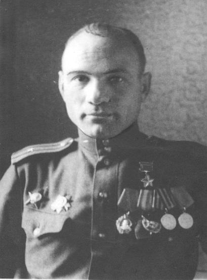 Пётр Михайлович Кровко