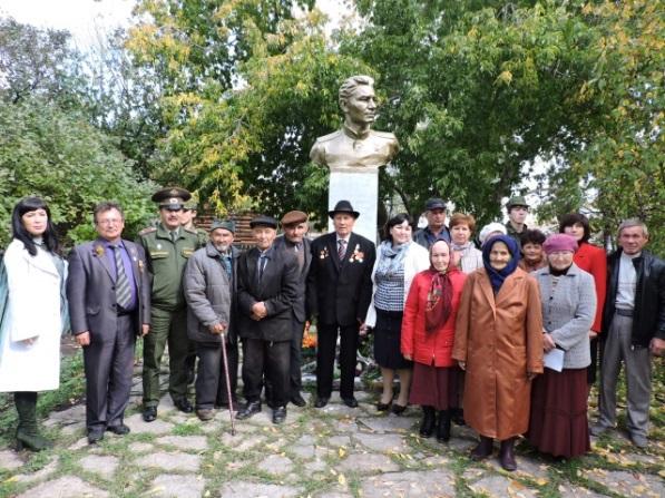 Памятник в городе Лудза (Латвия)